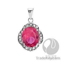 Fuchsia Fancy Pendant