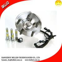 BELLED front wheel bearing
