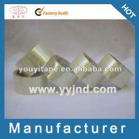 China Factory Acrylic Clear BOPP Carton Sealing Tape (YY-5461)