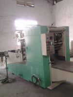 used/reconditioned facial tissue machine