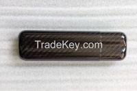 carbon fiber cigar case/cigar