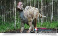 2014 amusement park sound control animal dinosaur