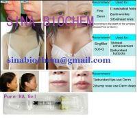 Deep Dermal Filler Hyaluronic Acid Gel HA gel