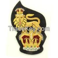 Hand & Machine Badge