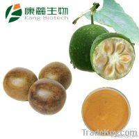 Natural Sweetener Luo Han Guo / Monk fruit Extract Powder