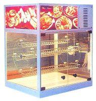 2014 year New Rotating food display warmer CE