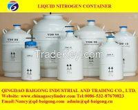 made in china export liquid nitrogen container