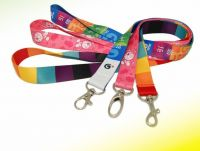badge holder, badge strap, lanyard, promotional lanyard, polyester lanyard