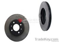 51712-1G000, brake disc rotors for HYUNDAI ACCENT