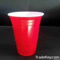 450ml Disposable Plastic Beverage cups/Beer cups/Party cups