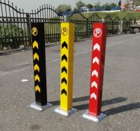 Removable Integral Locked Parking Post OB05
