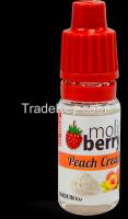 Molinberry Peach Cream flavoring for e-liquids
