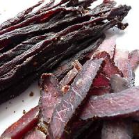 Delicious Beef Biltong