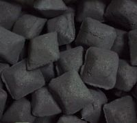 Natural Coconut Shell Charcoal Briquette For Barbeque