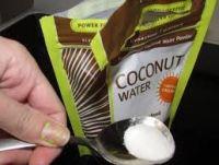 100% Pure Natural Coconut Water Powder