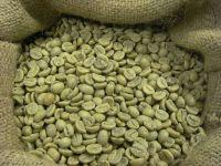 Organic Raw Robusta And Arabical Green Coffee Beans