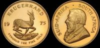 South African Krugerrand Coins