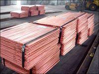 99.99% Purity Copper Cathodes