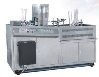 Paper Bowl Outside Packing Gluing Machine