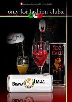 brava italia &;sexy italia energy drink