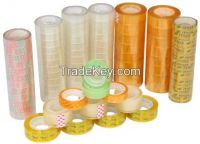 Clear Transparent Stationary Tape