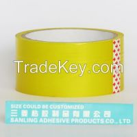 High Quality Adhesive Tape, Made In China Packaging Tape,Bopp Packing Tape
