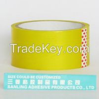 Qualified Water Base Custom Printed Packing Tape