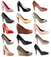 mix stock of ladies brand new, bress shoes, casual shoes, pumps shoes
