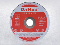 Ultrathin cutting wheel