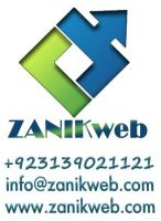 The Best and Affordable Software Development and Web Designing Company (Zanikweb)