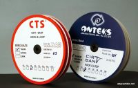Hook and Loop Velcro Tape 25 mt CTS ANTEKS