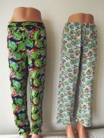 Cartoon Characthers Funny Pyjama Bottoms