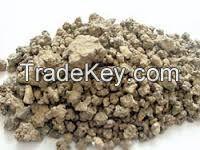 BLEACHING EARTH, bentonite clays
