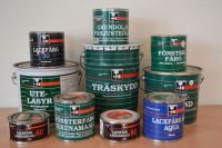 Large stock of paint and paint related products