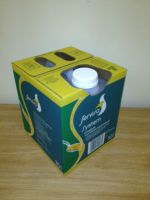 Ring Container Bottle in Box Packaging