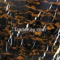 Black & Gold Marble Slabs