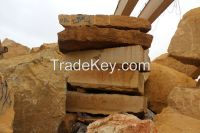 Yellow Sandstone Pakistan supplier