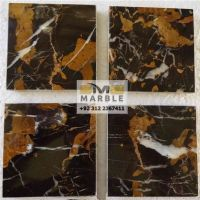 Black and Gold Portoro Marble Pakistan