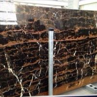 Black and Gold Portoro Marble Pakistan