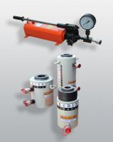 Double/Single Acting Hollow Core Plunger Hydraulic Cylinder