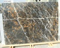 Michael-Angelo (Black& Gold ) Marble