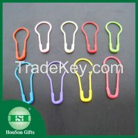 2014 new product custom colorful safety pins