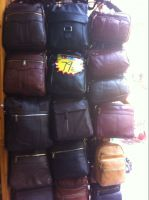 Genuine Leather Belts & Bags