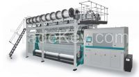 Multi-Bar Computerized Jacquard Warp Knitting Machine with Fall Plate GSTL43/1F