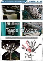 Warp Knitting Machine / Karl Mayer Lace Knitting Machine modification services for Add Piezo Jacquard to Multi-bar Machine