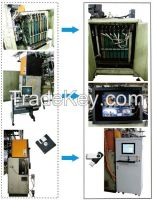 Warp knitting machine / Jacquard fabric knitting machine modification service - Replace The Old Karl Mayer Machine SU System