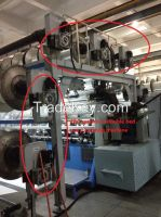 warp knitting machine/ Jacquard knitting machine / Karl Mayer knitting machine modification services for EBA/EBC