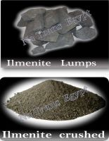 Egyptian Ilmenite Ore