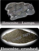 Egyptian Ilmenite Ore