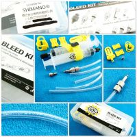 Hydraulic Brake BLEED KIT For Bicycles
